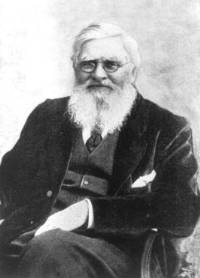 Alfred Russel Wallace in old age