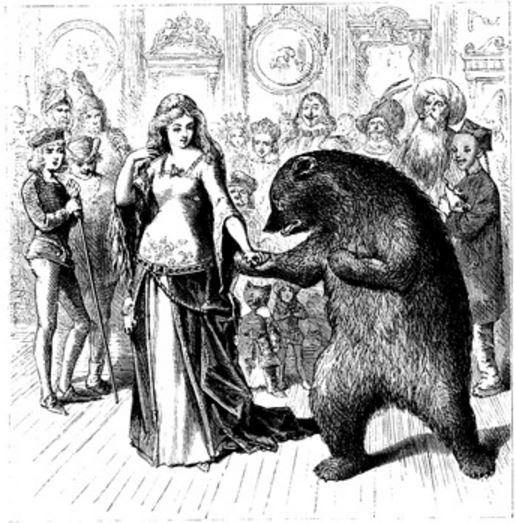 bear-human hybrid