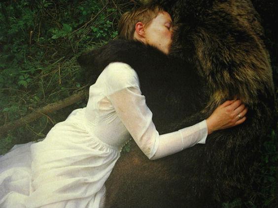 bear-human hybrids