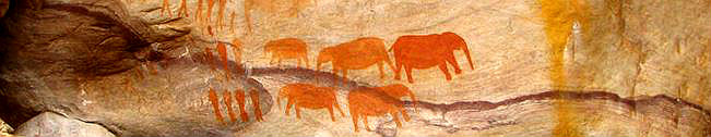 cave art elephants