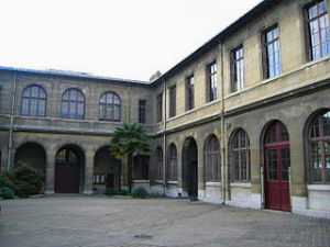 French National College of Veterinary Medicine, Alfort