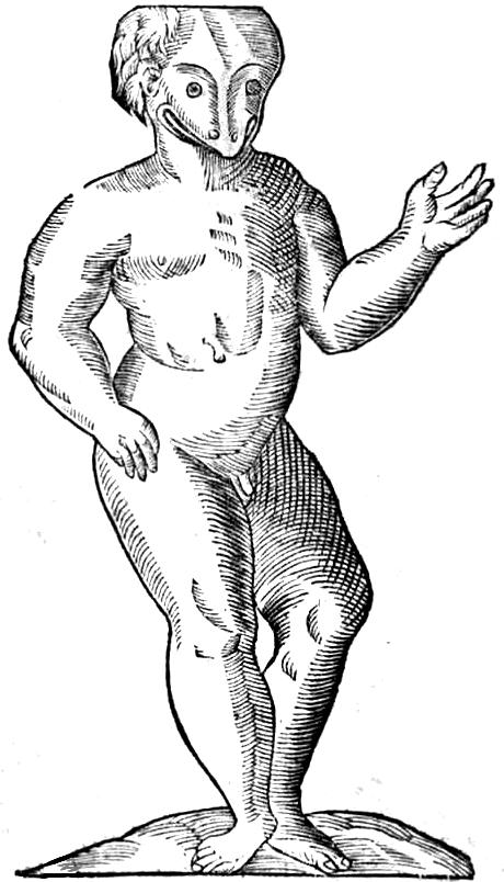 frog-human hybrid