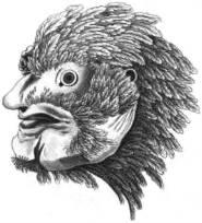 human-chicken hybrid