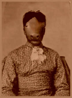 cow-human hybrid