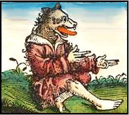 human-dog hybrid
