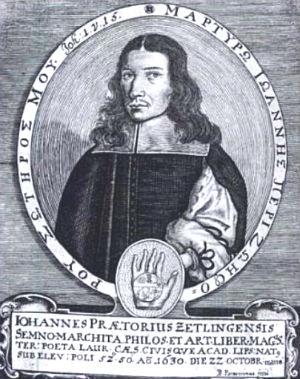 Johannes Praetorius