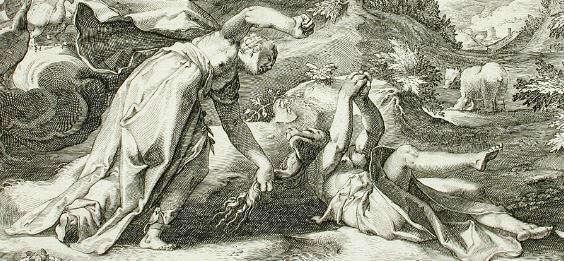 Juno and Calisto