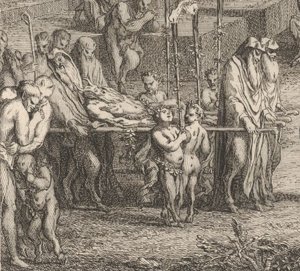 Funeral of a Satyr