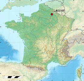 Location of Lappion
