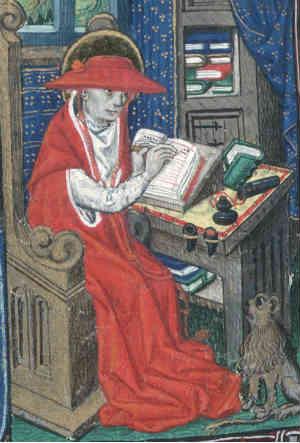 medieval scholar