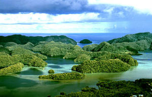Palau's Rock Islands