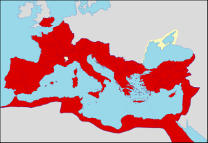 Roman Empire in the time of Pliny