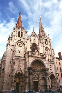 Church of Saint-Nizier, Lyon