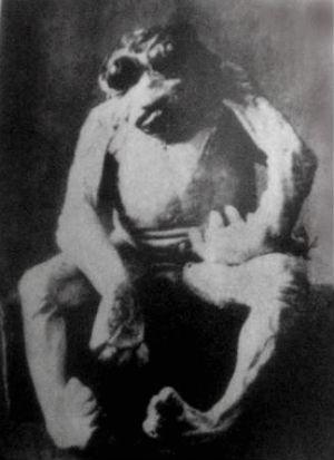 ape-human hybrid