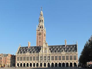 Library, University of Leuven